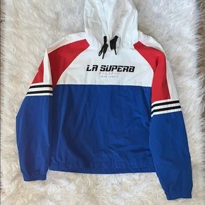 Vintage inspired pull over